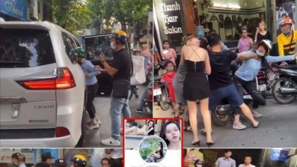 Công an điều tra vụ chồng chở bồ trên xe Lexus LX570, vợ giả Grab đánh ghen